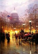 The American Dream - G Harvey - Signed And Number - Ltd Edition Artist Proof