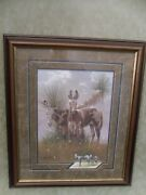 Applejack - Wayne Baize - Signed And Numbered Remarque Limited Edition Print