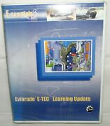 Brp E-ssentials 2005 Evinrude E-tec Learning Update Dvd And Booklet P/n 5006480