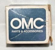 New Omc Outboard Marine Corp Boat Choke Solenoid Assembly Part No. 383598