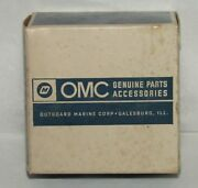 New Omc Outboard Marine Corp Impeller Housing Part No. 313543
