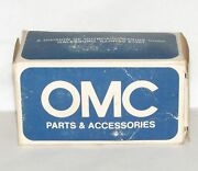 New Omc Outboard Marine Corp Boat Voltage Regulator Assembly Part No. 581580