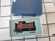 Lambert Great Northern Brass Caboose Car Ho Scale