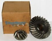 New Omc Outboard Marine Corp Boat Gear And Pinion Set Part No. 434063