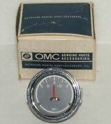 New Omc Outboard Marine Corp Boat Ammeter Part No. 381630