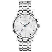 Heritage Spirit Automatic Silver Dial Date Displayed 111581