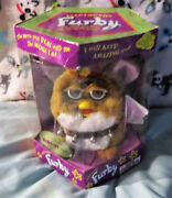 New Special Edition Reindeer Furby Interactive Electronic Christmas Furby
