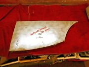 Mg Midget, Sprite, Right Front Fender Lower Patch Panel,