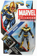 Marvel Universe Collection__nova 3.75 Inch Action Figure_series 4_mip_unopened