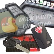 Ducati Diavel Hands Free Lost No Key Code Card Programming Service Solution