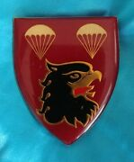 Republic Of South Africa Army Military Paratrooper Combat Jump Badge Rare