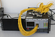 Jdsu Map+2b00 Map Benchtop Mainframe W/ Skb Optical Switch Module And Sw Switch