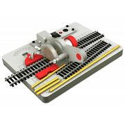 Model Railroad Track And Metal Cutter W/power Supply