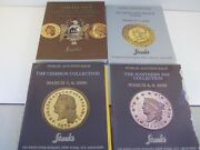 Stacks Coin Auction Catalogues 2006-2007 Early Copper Gold And Paper Money