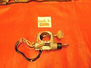 Mgb Mg Midget Igntion Lock Key And Switch Plastic End Connector
