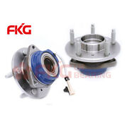 Driver And Passenger Front Wheel Hub Bearings Assembly W/abs For Cadillac 513179x2