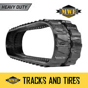 Fits Ihi Is50ux - 16 Mwe Heavy Duty Excavator Rubber Track