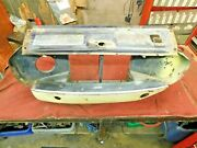 Mg Midget, Sprite, Front Radiator Support Panel And Lower Valance