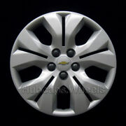 Hubcap For Chevrolet Cruze 2012-2016 - Genuine Factory Oem 16-inch Silver 3294