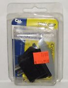 New Cole Hersee Dpst Weather Resistant Rocker Switch 24v Dc Part No. 58332-29bp