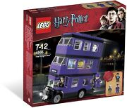 Lego Harry Potter 4866 The Knight Bus Misb Retired