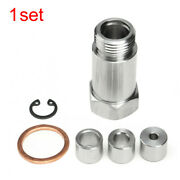 1 Set O2 Oxygen Sensor Restrictor Fitting Excellent W/ Gas Flow Inserts Cel Fix