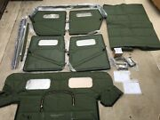 Hmmwv 4 Man Crew Insulated Soft Top And Door Kit With Hard Windows 5705692