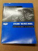 Buell Motorcycles 2002 Cyclone M2/m2l Model Service Manual P/n 99491-02y