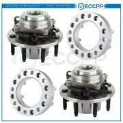 2 Front Wheel Hub Bearing Absand2x 1.5 Thick 8x170 Wheel Spacers Fits Ford