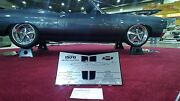 3d Car Show Sign Info Board Ford Display Dodge Custom Chevy Custom 3-d Parts