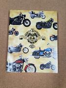 Harley Davidson Motorcycles 2011 Genuine Motor Parts And Accessories Catalog
