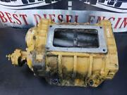 Used Gm Detroit 4-71 4cyl Diesel Engine Supercharger Part 5120726 5122363