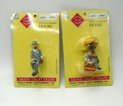 Aristo Trains Lot Of 2 People Accessory Figures 60012 And 60057 G-scale Nip