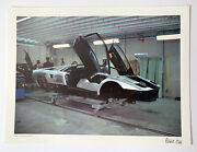 Sold Out Lamborghini Diablo Chassis Print By Alberic Hass, 80's, Buy2 Get 1 Free