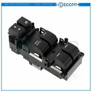 For Honda Accord 2008 2009 2010-2012 Electric Power Window Switch New Front Left