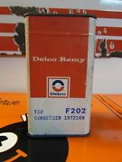 Vintage Nos Delco Remy Condenser Part F202 65/75 Ford V8mustang Box Of 10