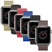 Apple Watch Series 3 - Aluminum - 38mm Or 42mm - Choice Of Face And Band