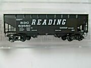 Micro-trains 05500221 Reading 33and039 Twin Bay Hopper Offset Sides N-scale