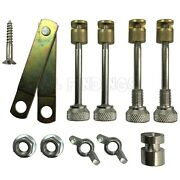 Clock Movement Assembly Supports Repair Legs Stand Holder Tool