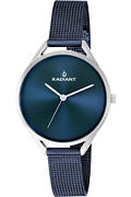 Watch Woman Radiant New Starlight Ra432212 Of Stainless Steel Navy Blue