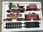 Vintage Scientific Battery Operated Big Scale Musical Train For Parts Or Repair