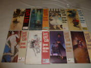 Vintage First Comics Lone Wolf And Cub Comic Book Lot 1 4 5 8 9 13 14 16 Miller