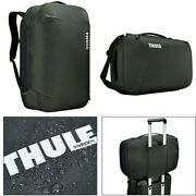 Thule Subterra Two Ways Carry-on Backpack 22 40l Tsd-340 Ipad Case Travel Bag