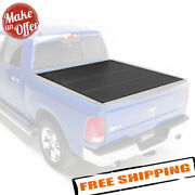 Bakflip 448227 Mx4 Hard Folding Tonneau Cover For 2019 Dodge Ram - 5and0397 Bed