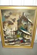 Oil On Canvas By Maurice Legendre French Illustration Art Defense Dand039affo
