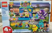 Lego Disney Toy Story 4 Toy Story 4 Buzz And Woodyand039s Carnival Mania 10770