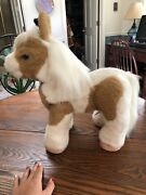 Furreal Friends Baby Butterscotch My Magical Show Pony Pet Horse Interactive