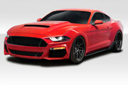 For 18-19 Ford Mustang Grid Body Kit 4 Pc 115122
