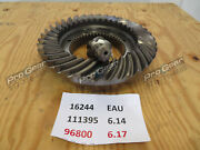 96800 Eaton Ring And Pinion For 16244 Two Speed Differential 6.17 Ratio Gear Set