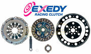 Exedy Clutch Pro-kit+grp Race Flywheel For Acura Rsx Type-s Civic Si K20 6spd